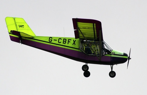 Rans S-6ES Coyote II - Click here for a larger image (opens in a new window)